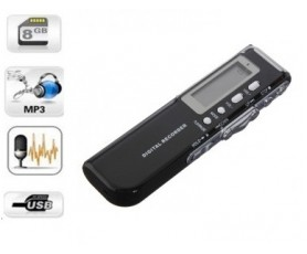 ΚΑΤΑΓΡΑΦΙΚΟ ΗΧΟΥ 8GB USB STICK AUDIO TELEPHONE VOICE RECORDER