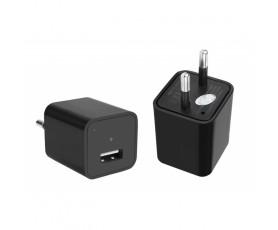 Φορτιστής USB με Κρυφή Κάμερα GS1008 (OEM)