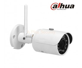 Κάμερα IP εξωτερικής χρήσης WI-FI με εμβέλεια 30 μέτρα υπέρυθρη 3MP και 3.6mm φακό Dahua IPC-HFW1320S-W