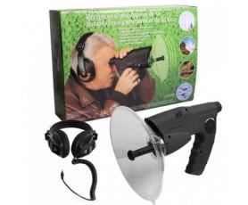 Ακουστικό Ενίσχυσης Ήχου Βιονικό Αυτί Συλλαμβάνει Ήχους Από 100 Μέτρα
