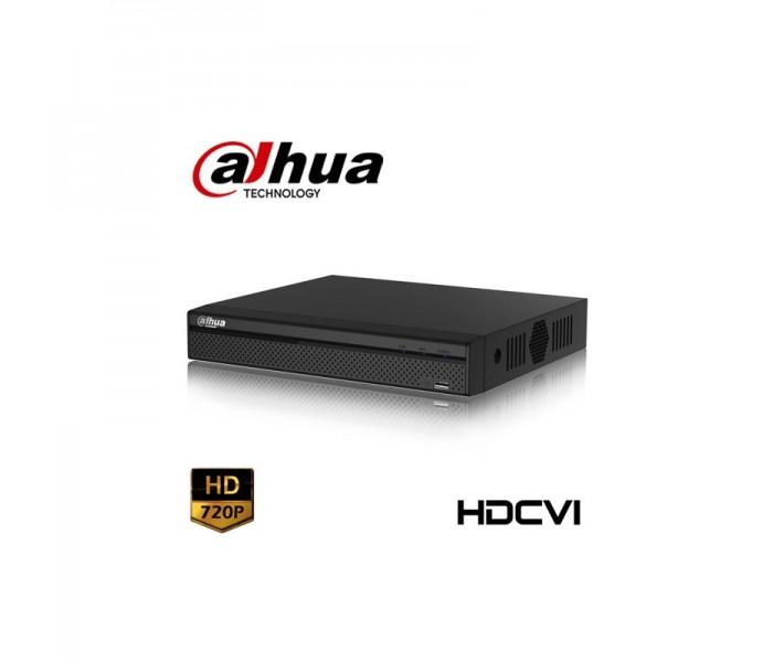 DAHUA HCVR-4104 ΚΑΤΑΓΡΑΦΙΚΟ HDCVI 4 ΚΑΜΕΡΩΝ 720P