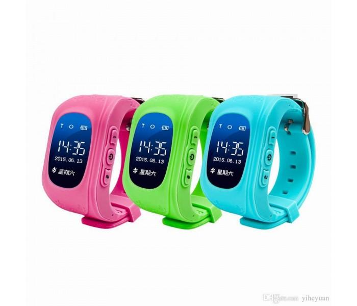 Παιδικό ρολόι με GPS (ενσωματωμένη συσκευή εντοπισμού) και δυνατότητα κλήσης SOS