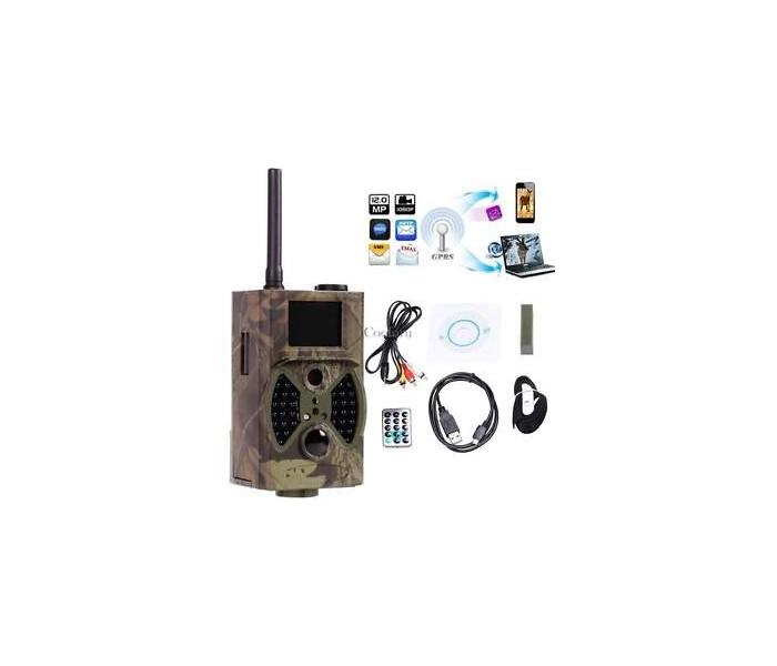 Αυτόνομη GPRS κάμερα με αυτονομία μηνών - Αποστολή MMS/Email - Ανίχνευση κίνησης - Αόρατα υπέρυθρα LED - Αδιάβροχη